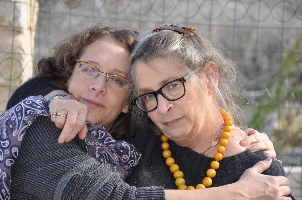 Nechama and Anat Rivlin