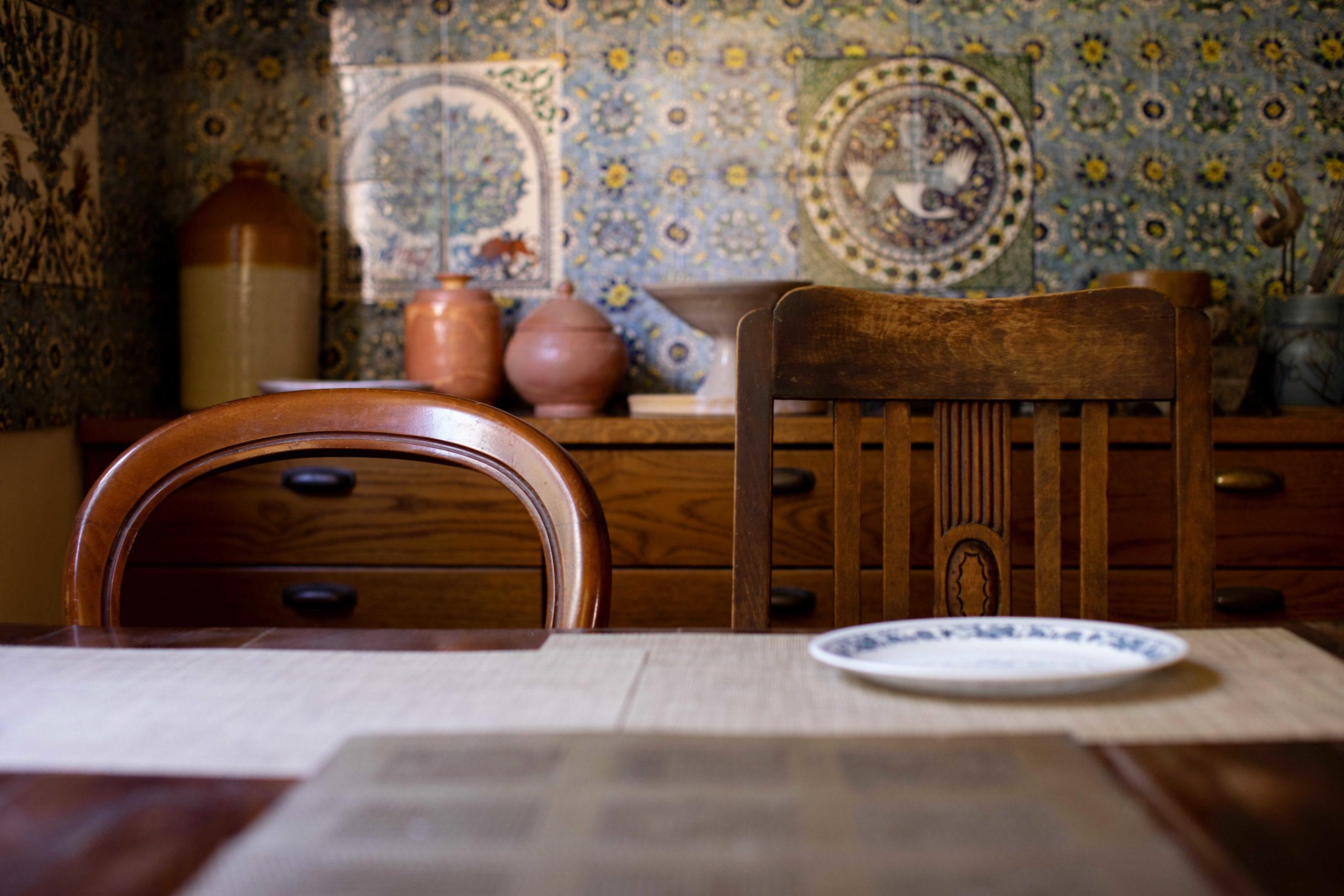המטבח של נחמה ריבלין