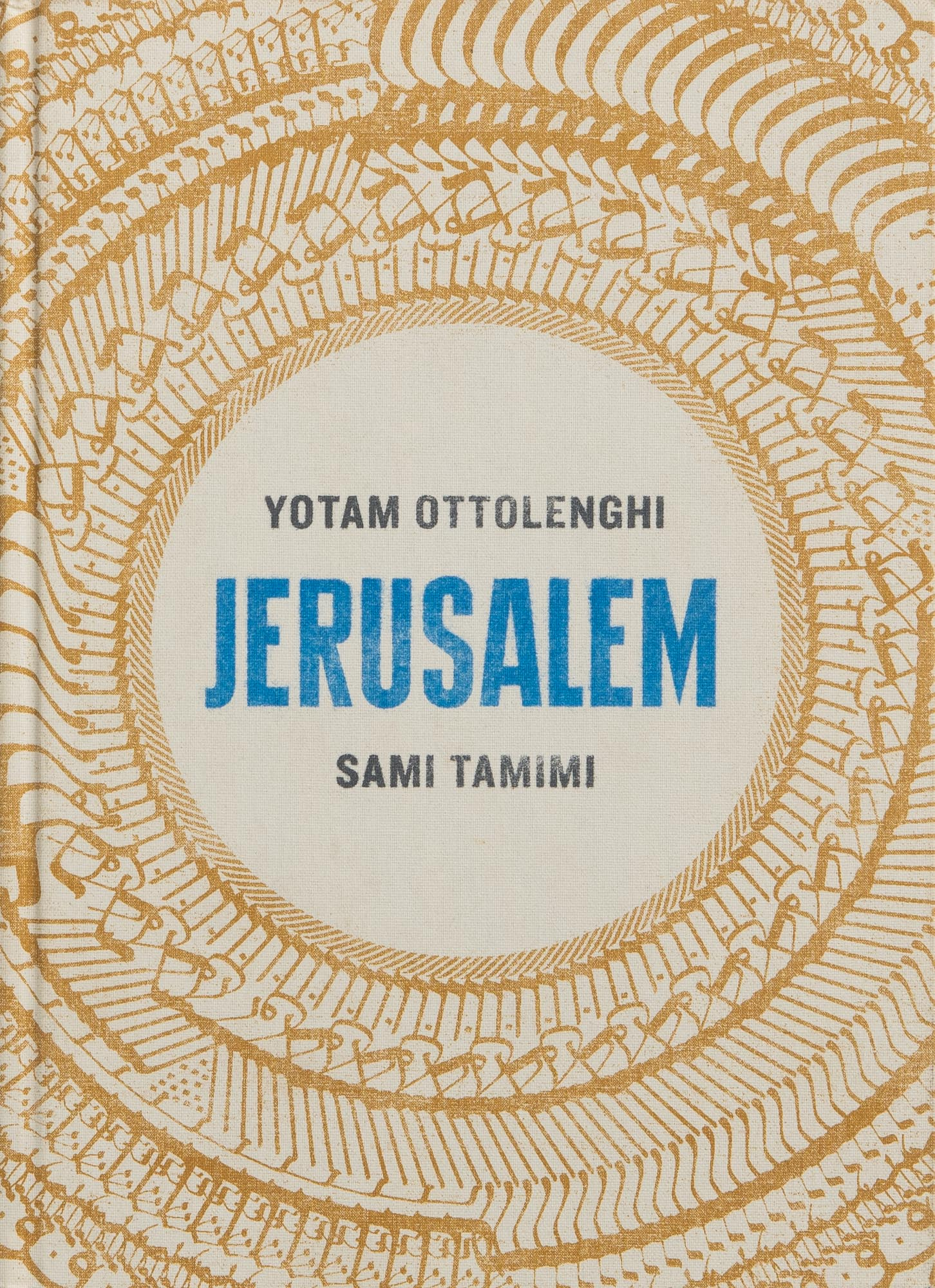 The cover of the cookbook Yotam Ottolenghi and Sami Tamimi