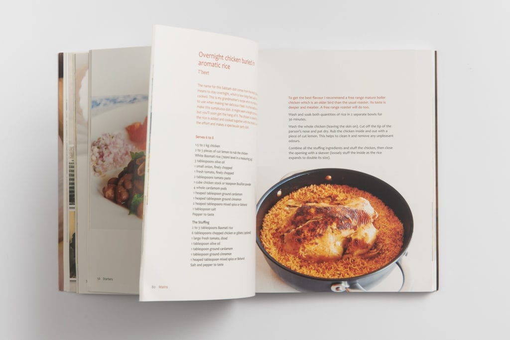 Flavours of Babylon: A Family Cookbook