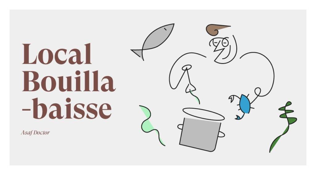 Local Bouillabaisse
