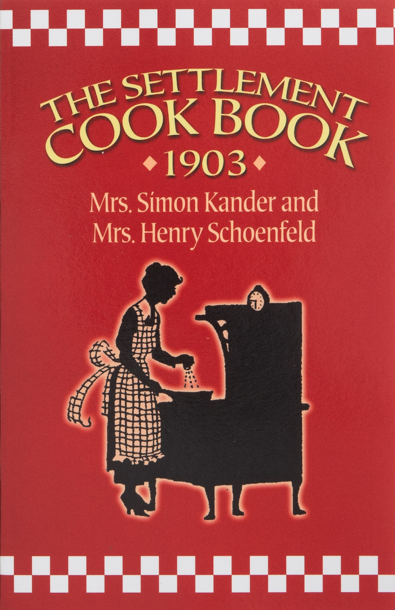 The Cover of The Settlement Cookbook in the Asif Library